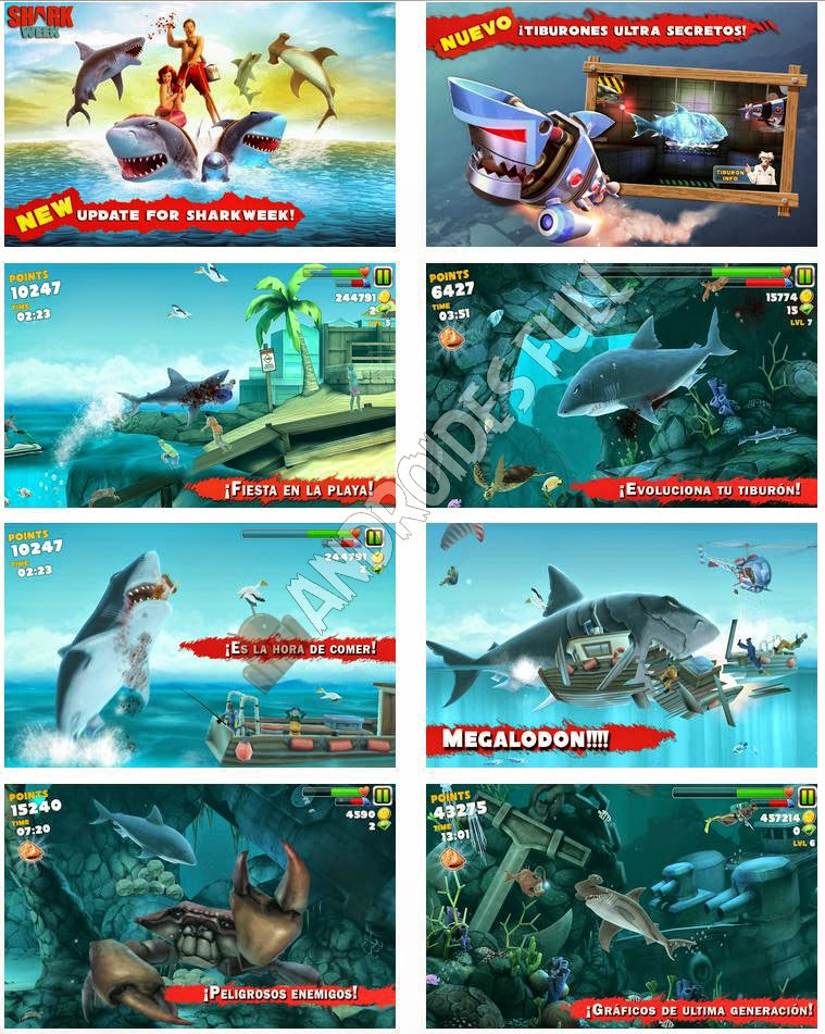 download hungry shark android 1